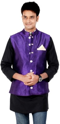 Forge Solid Men's Waistcoat