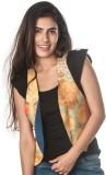 Shor Sharaba Printed Women's Waistcoat