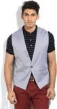 Parx Self Design Men's Waistcoat