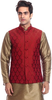 TAG 7 Embellished Men's Waistcoat