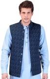 Tag 7 Printed Men's Waistcoat