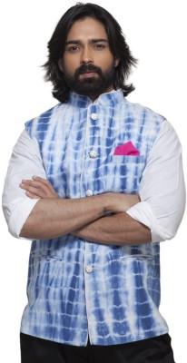 Abhivani Printed Men's Waistcoat
