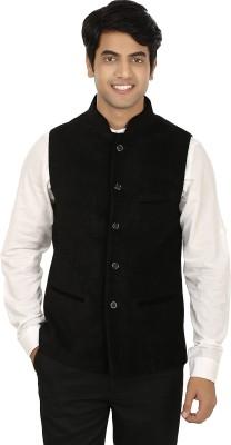 Platinum Studio Basic Solid Men's Waistcoat
