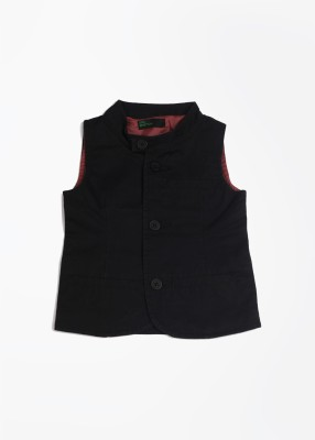 United Colors of Benetton Boy's Waistcoat