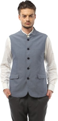 Van Heusen Solid Men's Waistcoat