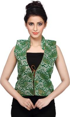 MSM Embroidered Women's Waistcoat