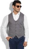 Parx Solid Men's Waistcoat