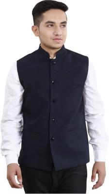 Fashion N Style Solid Men's Waistcoat