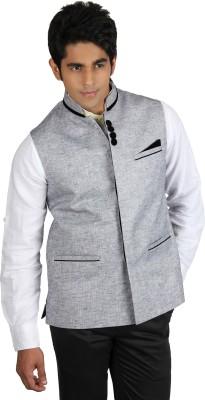 Platinum Studio Solid Men's Waistcoat