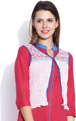 Anouk Printed Women's Waistcoat