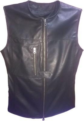 zncreations Solid Men's Waistcoat