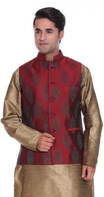 TAG 7 Classy Embellished Men's Waistcoat