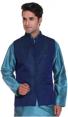 TAG 7 Solid Men's Waistcoat