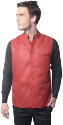 Skookie Solid Men's Waistcoat