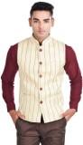 Luxurazi Striped Men's Waistcoat