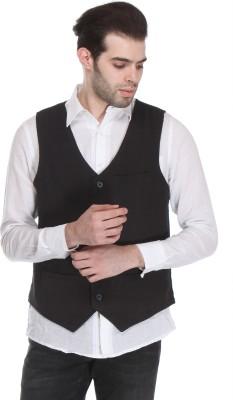 Reevolution Solid Men's Waistcoat