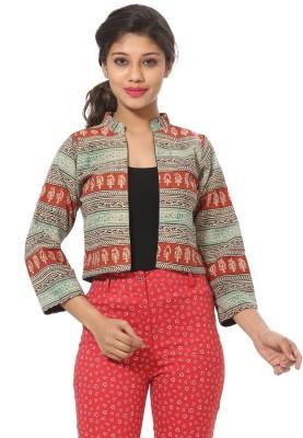 Abony Printed Women's Waistcoat