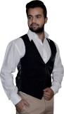 Attitude Works Applique Men's Waistcoat