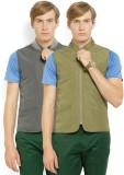 United Colors of Benetton Men's Waistcoa...