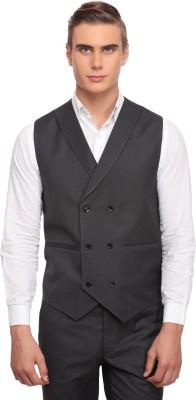 Luxurazi Solid Men,s Waistcoat