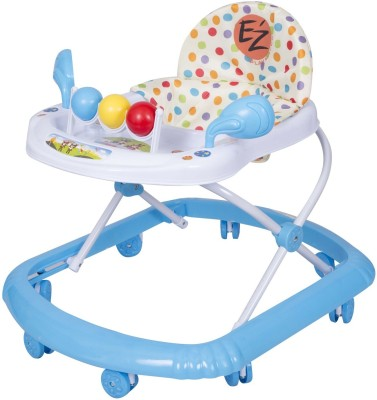 EZ, PLAYMATES BABY WALKER BLUE