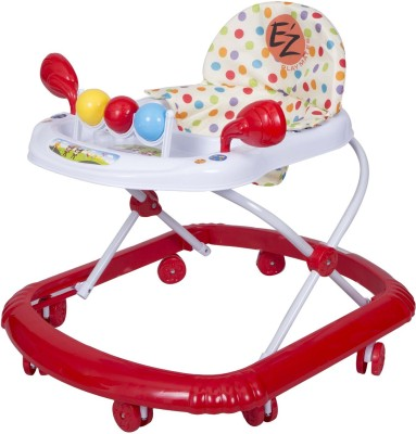 EZ, PLAYMATES BABY WALKER RED