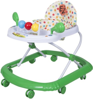 EZ, PLAYMATES BABY WALKER GREEN