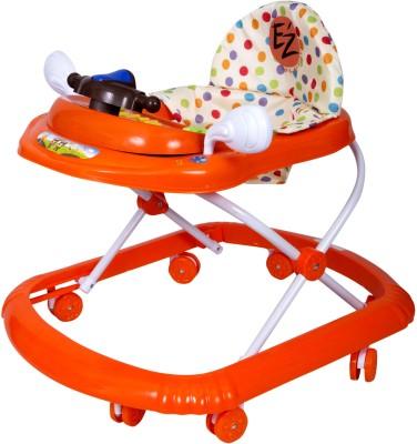 Ez Playmates Fun Baby Walker Orange