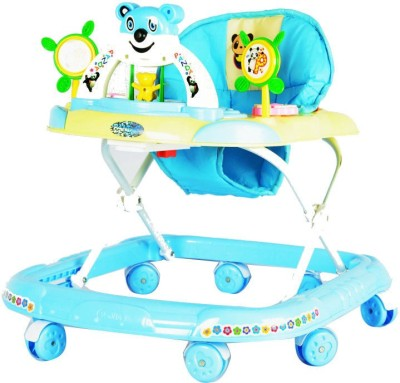 Panda Attractive Adjustable baby Walker With Handle
