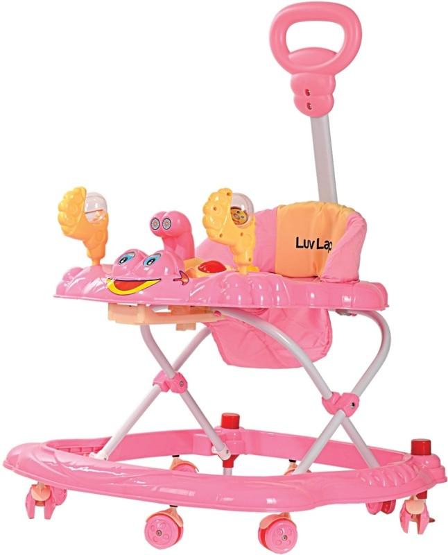 LuvLap Activity Walker(Pink)