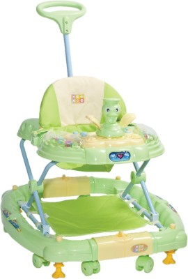 Mee Mee Engine Musical Walker Cum Rocker(Green)