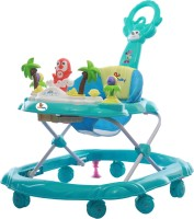 Sunbaby Musical 2-in-1 Walker With Parent Rod