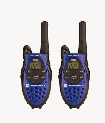 Motorola TalkAbout MOTO-T5720 Walkie Talkie(Blue)