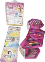Lotus Color Set & 3D Puzzle & Pink Walkie Talkie(Multicolor)