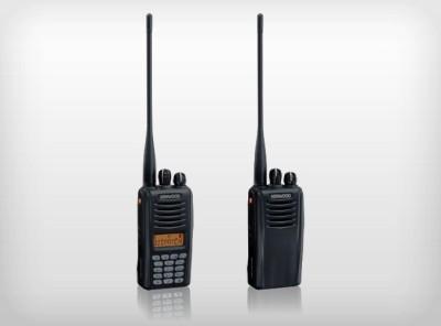 Kenwood NX420K3 Walkie Talkie(Black)