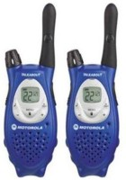 Motorola Talkabout T5500 T5500 Walkie Talkie(Blue)