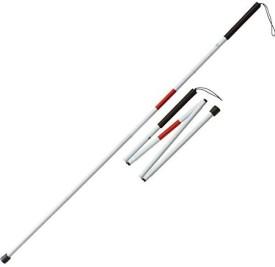 Maxplus Imported Folding Blind Walking Stick