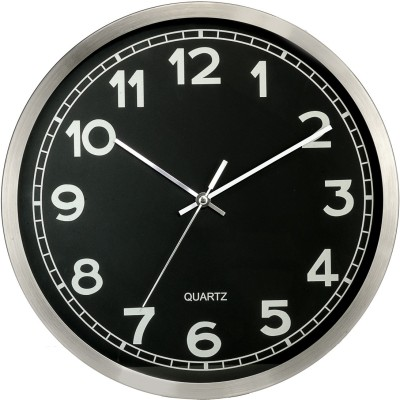 Basement Bazaar Analog 30 cm Dia Wall Clock