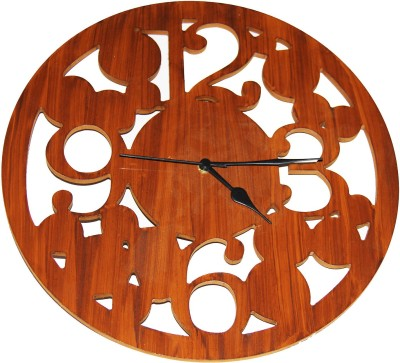 SR Crafts Analog Wall Clock