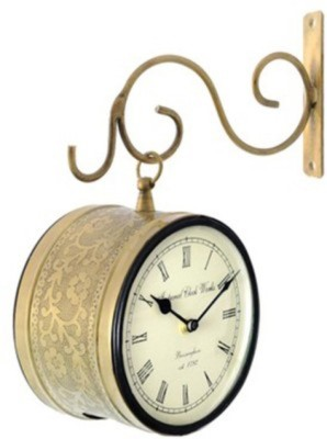 Imperial Clock Works Analog Wall Clock