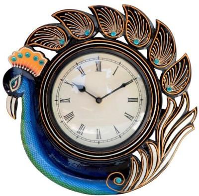 Interio Crafts Analog 30 cm Dia Wall Clock