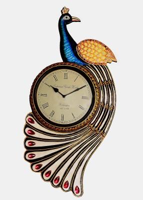 Imperial Clock Works Analog 10 cm Dia Wall Clock