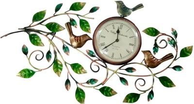 iron Analog Wall Clock