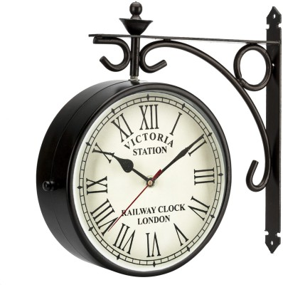 VINTAGE CRAFTS Analog Wall Clock