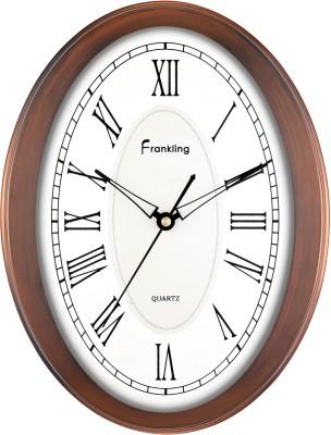 Frankling Analog 26 cm Dia Wall Clock