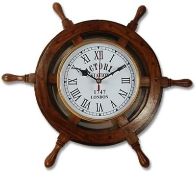 Alishba Enterprises Analog Wall Clock