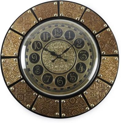 Master Crafts Analog 45 cm Dia Wall Clock