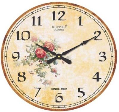 PVVICTOR Analog Wall Clock