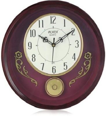 plaza Analog Wall Clock