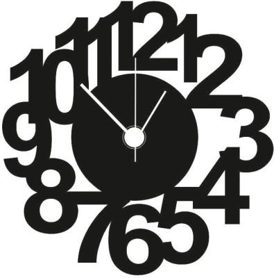 Laser Craft Store Analog 30 cm Dia Wall Clock